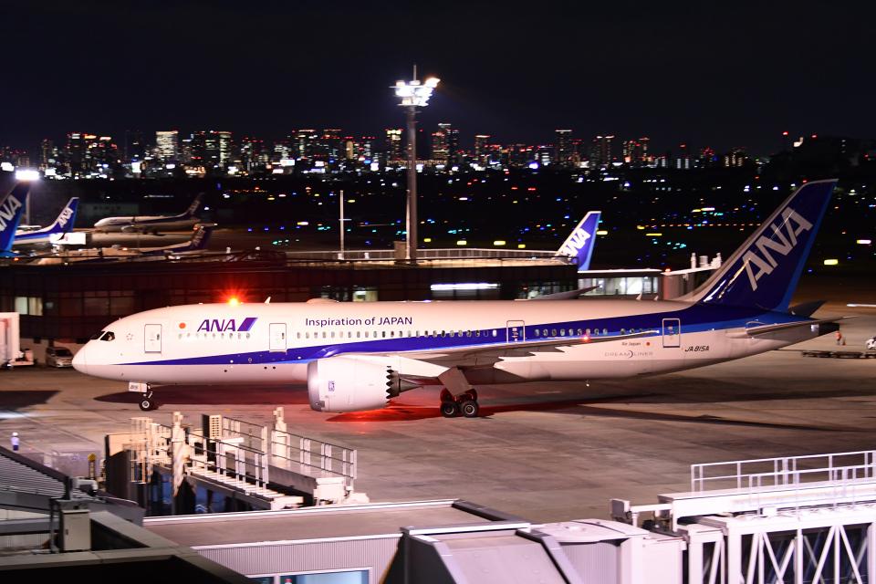 TOPAZ102さんの全日空 Boeing 787-8 Dreamliner (JA815A) 航空フォト