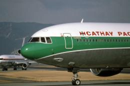 Gambardierさんが、伊丹空港で撮影したキャセイパシフィック航空 L-1011-385-1 TriStar 1の航空フォト(飛行機 写真・画像)