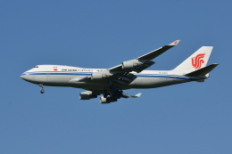 Deepさんが、成田国際空港で撮影した中国国際貨運航空 747-4FTF/SCDの航空フォト(飛行機 写真・画像)