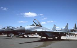 JAパイロットさんが、フェアフォード空軍基地で撮影したドイツ空軍 MiG-29Gの航空フォト(飛行機 写真・画像)