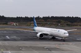 hachiさんが、成田国際空港で撮影したガルーダ・インドネシア航空 777-3U3/ERの航空フォト(飛行機 写真・画像)