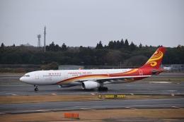 hachiさんが、成田国際空港で撮影した香港航空 A330-343Xの航空フォト(飛行機 写真・画像)