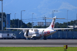 Zakiyamaさんが、熊本空港で撮影した日本エアコミューター ATR 42-600の航空フォト(飛行機 写真・画像)