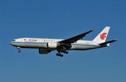 中国国際航空 イメージ