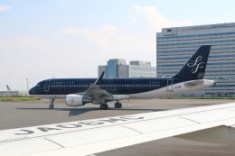 レガシィさんが、羽田空港で撮影したスターフライヤー A320-214の航空フォト(飛行機 写真・画像)