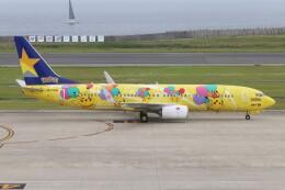青春の1ページさんが、神戸空港で撮影したスカイマーク 737-8ALの航空フォト(飛行機 写真・画像)