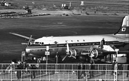 Y.Todaさんが、羽田空港で撮影した日本航空 DC-4 (C-54A-DO)の航空フォト(飛行機 写真・画像)