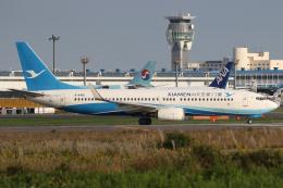 やまけんさんが、成田国際空港で撮影した厦門航空 737-85Cの航空フォト(飛行機 写真・画像)