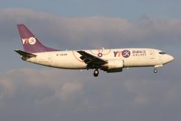 やまけんさんが、成田国際空港で撮影したYTOカーゴ・エアラインズ 737-36Q(SF)の航空フォト(飛行機 写真・画像)