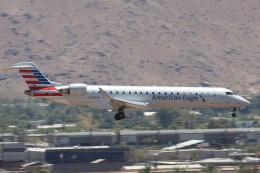キャスバルさんが、フェニックス・スカイハーバー国際空港で撮影したアメリカン・イーグル CL-600-2C10(CRJ-701ER)の航空フォト(飛行機 写真・画像)