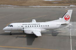 プルシアンブルーさんが、札幌飛行場で撮影した日本エアコミューター 340Bの航空フォト(飛行機 写真・画像)