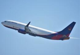 takikoki50000さんが、関西国際空港で撮影した広東龍浩航空 737-8AS(BCF)の航空フォト(飛行機 写真・画像)