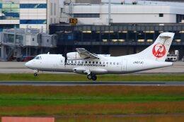 khideさんが、伊丹空港で撮影した日本エアコミューター ATR 42-600の航空フォト(飛行機 写真・画像)