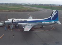 プルシアンブルーさんが、札幌飛行場で撮影したエアーニッポン YS-11A-213の航空フォト(飛行機 写真・画像)
