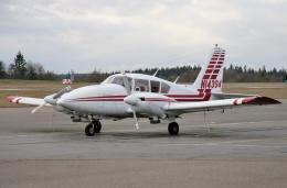 TA27さんが、TIW/KTIW (Tacoma Narrows, WA)で撮影したUnknown PA-23-250 Aztec Eの航空フォト(飛行機 写真・画像)