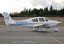 TA27さんが、TIW/KTIW (Tacoma Narrows)で撮影したUnknown SR20 G2の航空フォト(飛行機 写真・画像)