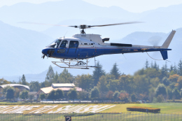 EC5Wさんが、松本空港で撮影した東邦航空 AS350B3 Ecureuilの航空フォト(飛行機 写真・画像)