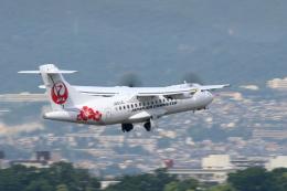 kaz787さんが、伊丹空港で撮影した日本エアコミューター ATR 42-600の航空フォト(飛行機 写真・画像)