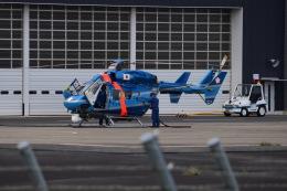 Timothyさんが、成田国際空港で撮影した千葉県警察 BK117C-1の航空フォト(飛行機 写真・画像)