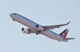 mild lifeさんが、関西国際空港で撮影したフィリピン航空 A321-231の航空フォト(飛行機 写真・画像)