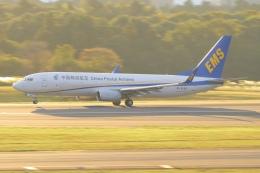 ぼのさんが、成田国際空港で撮影した中国郵政航空 737-81Q(BCF)の航空フォト(飛行機 写真・画像)