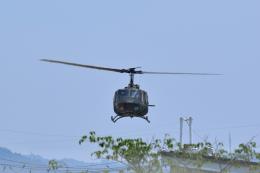 kaz787さんが、千僧駐屯地で撮影した陸上自衛隊 UH-1Jの航空フォト(飛行機 写真・画像)