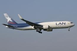 NIKEさんが、アムステルダム・スキポール国際空港で撮影したラン・カーゴ 767-316F/ERの航空フォト(飛行機 写真・画像)