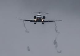 ビッグジョンソンさんが、福岡空港で撮影したアイベックスエアラインズ CL-600-2C10(CRJ-702ER)の航空フォト(飛行機 写真・画像)