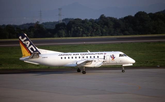 2001年07月02日に撮影された日本エアコミューター (JAC)の航空機写真