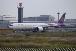 Love NRTさんが、成田国際空港で撮影したタイ国際航空 777-3AL/ERの航空フォト(飛行機 写真・画像)