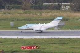 青春の1ページさんが、成田国際空港で撮影した日本法人所有 HA-420の航空フォト(飛行機 写真・画像)