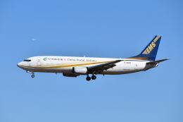 ポン太さんが、成田国際空港で撮影した中国郵政航空 737-4Q8(SF)の航空フォト(飛行機 写真・画像)