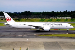 SFJ_capさんが、成田国際空港で撮影した日本航空 787-9の航空フォト(飛行機 写真・画像)