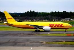 SFJ_capさんが、成田国際空港で撮影したアエロ・ロジック 777-FZNの航空フォト(飛行機 写真・画像)