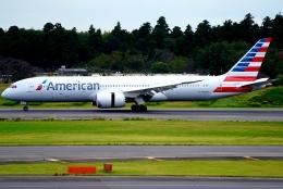 SFJ_capさんが、成田国際空港で撮影したアメリカン航空 787-9の航空フォト(飛行機 写真・画像)
