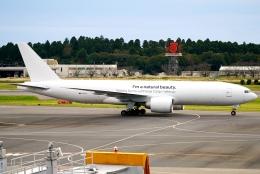 SFJ_capさんが、成田国際空港で撮影したルフトハンザ・カーゴ 777-F1Hの航空フォト(飛行機 写真・画像)