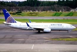 SFJ_capさんが、成田国際空港で撮影したユナイテッド航空 737-824の航空フォト(飛行機 写真・画像)
