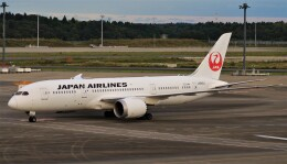 Rsaさんが、成田国際空港で撮影した日本航空 787-8 Dreamlinerの航空フォト(飛行機 写真・画像)