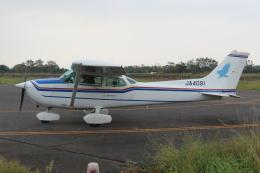 F.YUKIHIDEさんが、岡南飛行場で撮影した日本個人所有 172P Skyhawkの航空フォト(飛行機 写真・画像)
