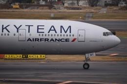 hachiさんが、成田国際空港で撮影したエールフランス航空 777-328/ERの航空フォト(飛行機 写真・画像)