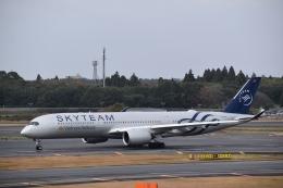 hachiさんが、成田国際空港で撮影したベトナム航空 A350-941の航空フォト(飛行機 写真・画像)