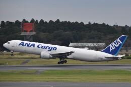 PIRORINGさんが、成田国際空港で撮影した全日空 767-381/ER(BCF)の航空フォト(飛行機 写真・画像)