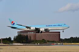 ポン太さんが、成田国際空港で撮影した大韓航空 747-8B5の航空フォト(飛行機 写真・画像)
