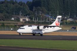 non-nonさんが、鹿児島空港で撮影した日本エアコミューター ATR 42-600の航空フォト(飛行機 写真・画像)