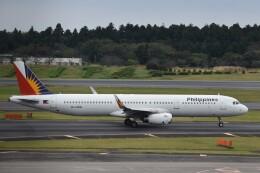 PIRORINGさんが、成田国際空港で撮影したフィリピン航空 A321-231の航空フォト(飛行機 写真・画像)