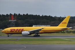 PIRORINGさんが、成田国際空港で撮影したDHL 777-FZNの航空フォト(飛行機 写真・画像)