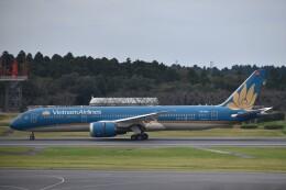PIRORINGさんが、成田国際空港で撮影したベトナム航空 787-9の航空フォト(飛行機 写真・画像)