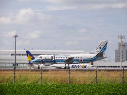 だぞさんが、鹿児島空港で撮影した海上保安庁 340B/Plus SAR-200の航空フォト(飛行機 写真・画像)