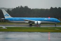 SFJ_capさんが、成田国際空港で撮影したKLMオランダ航空 787-9の航空フォト(飛行機 写真・画像)