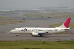 senyoさんが、関西国際空港で撮影したJALエクスプレス 737-446の航空フォト(飛行機 写真・画像)